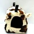 蜜袋鼯專用乳牛造型睡窩