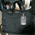 Tumi sling briefcase