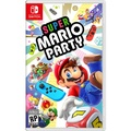 【Nintendo 任天堂】超級瑪利歐派對+joy-con