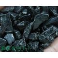 【藏舞原创手工】天然黑碧璽碎石料電氣石碎石料貴重寶石礦物標本每500克價格