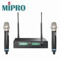 【MIPRO】ACT-312B+32H 無線麥克風組(兩支麥克風款)