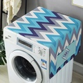 Washing Machine Cover Haier Midea Littleswan Impeller Fully Automatic Roller Cotton Linen Case Universal Fabric Panasonic Dust Cover