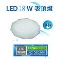 LED吸頂燈 18W 防水防塵 適合浴室/走廊/小房間
