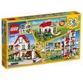 店推兒童節禮物樂高LEGO 創造3IN1 31069 家庭別墅