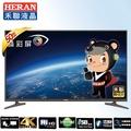 HERAN 50吋4KUHD LED連網液晶顯示器504K-C2+視訊盒