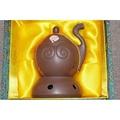 鄧丁壽-古逸壺-型號(136)-紫砂