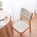 【皮皮蝦】東木家 夏季布藝坐墊辦公室餐椅墊榻榻米沙發椅子坐墊椅背靠背巾