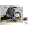 【幸福烘焙材料】 鋁箔容器、錫箔、烤模、 蛋塔杯、圓形 60