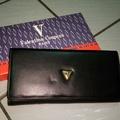范倫鐵諾Valentino Coupeau Paris 絕對正版中性質感多夾層長夾