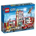 LEGO 樂高 CITY Fire Station 60110