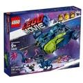 *盒損出清*【積木樂園】 樂高 LEGO 70835 LEGO Movie2 系列 Rex's Rexplorer!