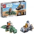LEGO 樂高  Star Wars: A New Hope Escape Pod vs. Dewback Microfighters 75228  (177 Pieces)