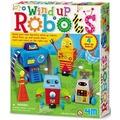 【4M 美勞創作】機器人樂園 Wind Up Robots
