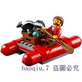 熱賣兒童節禮物樂高LEGO 城市 60176 激流追擊 警察英雄