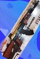 ปืนอัดลมยาว อาก้า MAC -19 UZI 250 Magazine ยาวสะใจ ชักยิงทีละนัด