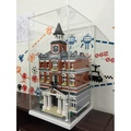 【Yuan】LEGO 10224 市政廳專用壓克力盒 街景也可用 樂高展示盒/模型展示盒/公仔展示盒/防塵盒/模型盒