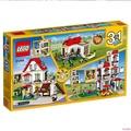 【幸運貓】LEGO樂高創意 31069家庭別墅 樂高積木拼裝玩具