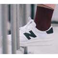 -LCW- 全新正品 New Balance CRT300GH CRT300 黑白 白 白色 帆布鞋