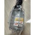 【高品質陶瓷頭機械工作燈】160539/422133吊燈 照明燈 維修燈半網工作燈瓷頭機械工作燈 台灣製造