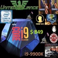 """Intel core i9-9900K 16M Cache up to 5Ghz (Bundle with PC) """"Pm us your Mobo model & we will Quotes to u""""..,"""