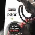 最新紅色減震架版本 現貨在台 絕非仿冒 兩年保固 全新未拆封 RODE Video Micro Rode micro