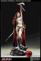 Sideshow~RED SONJA神劍女王 雕像 現貨供應