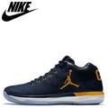 NIKE AIR JORDAN 31 LOW MICHIGAN耐吉空氣喬丹31運動鞋人深藍845037-021 SneaK Online Shop