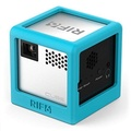 [From.USA]RIF6 Silicone Electronics Case for Cube Mobile Projector or Mini Wireless Speaker … (Blue) B01FMTTU8Q - intl