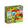 【台中翔智積木】LEGO 樂高 Duplo 得寶系列 10833 幼稚園