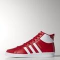 รองเท้าลำลองผู้ชาย Adidas Jabbar Hi