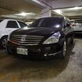 (降價自售) 黑色Teana 2.5 頂級天窗版本 ,年份2011年,86xxx公里。