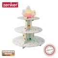 德國Zenker 三層杯子蛋糕架
