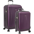 DELSEY Paris Delsey Luggage Shadow 3.0 Expandable Hardside (21/ 25), Purple