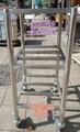 ♤名誠傢俱辦公設備冷凍空調餐飲設備♤ 加強型白鐵304 三層工作台 置物架 展示架 層架 瀝水架 活動 工作架子 不鏽鋼