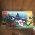 Lego 31088 深海生物
