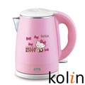 (免運) 歌林 Hello Kitty 雙層隔熱不鏽鋼 快煮壺 KOLIN 熱水罐 KPK-MNR1032【24H出貨】