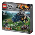 樂高積木 LEGO《 LT 75928》Jurassic World 侏儸紀世界系列 > Blue s Helicopter Pursuit