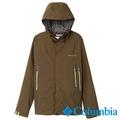 Columbia哥倫比亞-單件式防水外套-橄欖綠色