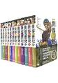 NEW全彩漫畫世界歷史套書(全12卷)+【特別附錄:《NEW全彩世界歷史大事紀對照年表》& 典藏書盒】