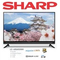 "SHARP LC-40SA5200X 40"" FHD LED TV"