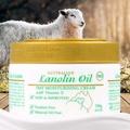 澳洲代購🇦🇺澳洲lanolin oil 全新金蓋綿羊油250g