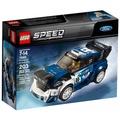 【ivana toy】樂高 LEGO 75885 SPEED 賽車 系列 Ford Fiesta M-Sport WRC