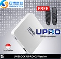 [New Version] Unblock Ubox Pro Version/ Android 7.0/ Global Version/One year warranty/Free Air mouse