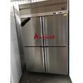 【保固一年】營業用四門白鐵風冷冰箱(上凍下藏)-厚板-厚發泡、專業維修、冰箱、營業用冰箱、營業冰箱