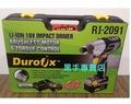 鴻昌五金 Durofix 車王德克斯 RI-2091 18V雙鋰電衝擊起子機 電動起子機 充電起子機 充電電鑽