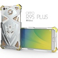 Simon Brand For OPPO R9S Plus Phone Cases Anti-Knock Metal Aluminum Cover Case For OPPO R9S Plus - intl