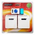 Morries Wireless Digital Door Bell