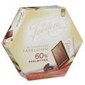 德國Feodora60%/75%黑巧克力薄片30片裝