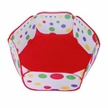 Portable Foldable Ocean Ball Pit Pool Holder Indoor Outdoor Kids Play Toys Tent