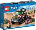 [大王機器人] LEGO 樂高  CITY 城市系列 60115 4 x 4 越野車